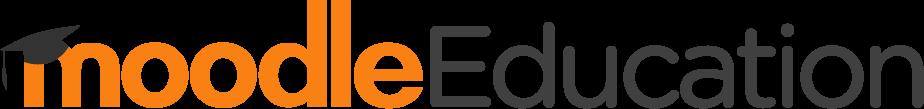 Moodle Education logo image
